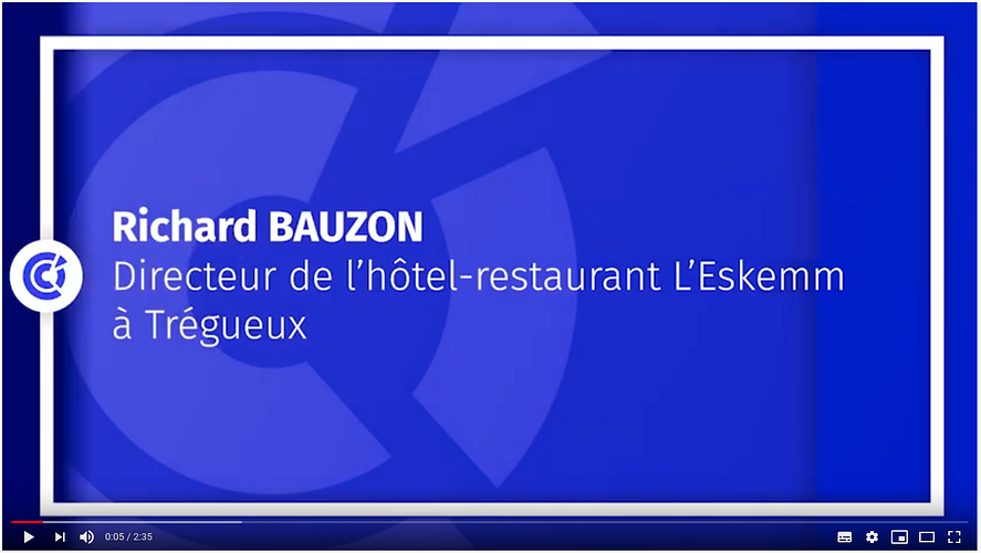 Interview pour la CCI des Côtes-d''Armor (22) 0